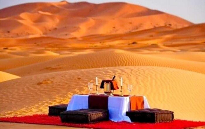 TOUR 4 DAYS FROM MARRAKECH TO FEZ
